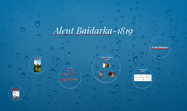 Aleut Baidarka-1819