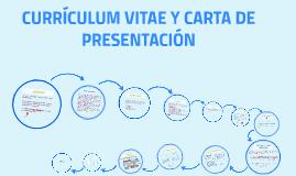 ELABORACIÓN DE CURRICULUM VITAE Y CARTA PRESENTACION