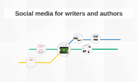 Social media for authors and writers