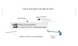 political communication concepts The term political communication has proved to be continually difficult to define with any decisions since both components of the phrase are.