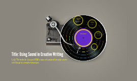 Title: Using Sound in Creative Writing
