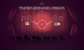 TEATRO GRIEGO:EL ORIGENf