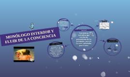 Copy of MONÓLOGO INTERIOR Y FLUIR DE LA CONCIENCIA