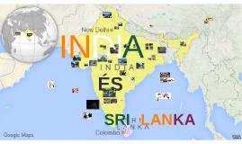 INDIA ÉS SRI LANKA