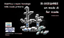 Copy of RIDISEGNARE UN MODO DI FAR SCUOLA