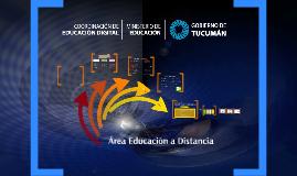 Área Educación a Distancia