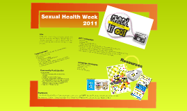 Copy of Sexual Health Week 2011