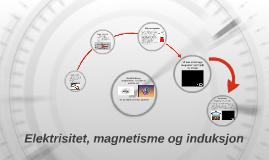 Elektrisitet, magnetisme og induksjon