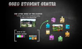 CCSU STUDENT CENTER