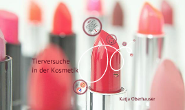 Copy of Tierversuche in der Kosmetik