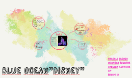 "Blue Ocean""Disney"""
