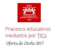 Oferta TIC Ibero León