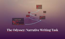 The Odyssey: Narrative POV Writing Task