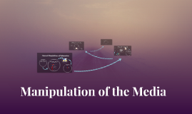Copy of Manipulation of the Media