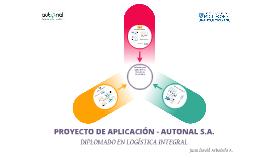 Proyecto Diplomado Logística Integral