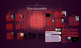Copy of Kino Autorskie