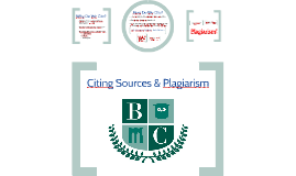 Citing Sources & Plagiarism (Middle School)