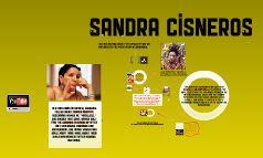 Copy of Sandra Cisneros