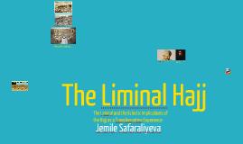 The Liminal Hajj