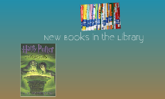 New Books in the Library