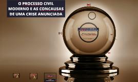 Palestra - Processo Civil Moderno