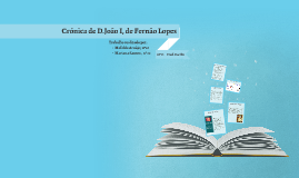 Crónica de D.João I, de Fernão Lopes