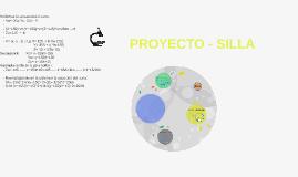 Copy of Proyecto - Silla