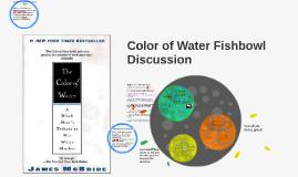 Color of Water Fishbowl Discussion