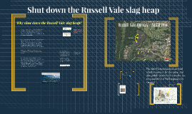 Shut down the Russell Vale slag heap