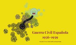 Guerra Civil Espaniola