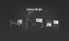 Copy of seafood allergies
