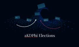 aKDPhi Elections