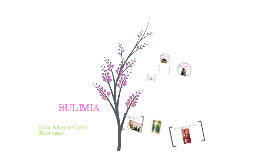 Copy of BULIMIA