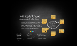 K-M High School