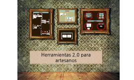 Herramientas 2.0 para artesanos
