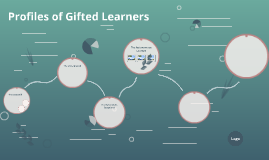 Profiles of Gifted Learners