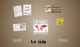 Copy of Le sida