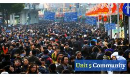 I06 - Unit 5 Community