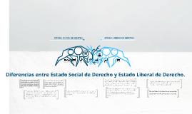 Copy of Diferencias entre Estado Social de Derecho y Estado Liberal de Derecho