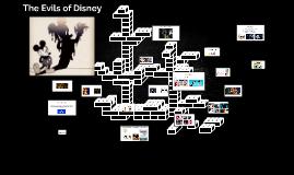 The Evils of Disney