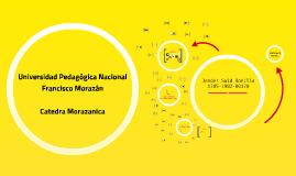 Copy of Copy of Copy of Copy of Iconografia del Gral. Francisco Morazan