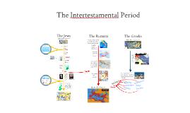History of the Intertestamental Period