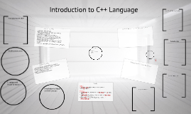 Introduction to C++ Language