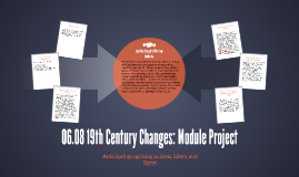 06.08 19th Century Changes: Module Project