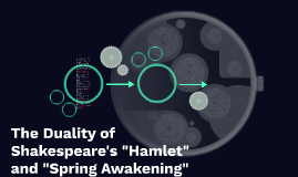 "The Duality of Shakespeare's ""Hamlet"" and ""Spring Awakening"""