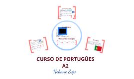 CURSO PORTUGUÊS A2