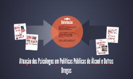 Copy of Atuação do Psicólogo em Políticas Públicas - Redução de Dano