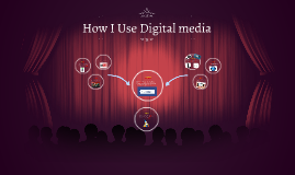 Copy of How I Use Digital media