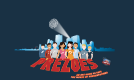 Team 2 | The PREZOES - 2014/15 Prezi Ambassadors