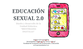 EDUCACIÓN SEXUAL 2.0